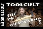 """Husqvarna 26"""" Woodcutter's Axe For Chopping Wood"""
