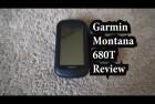 Hunting GPS - Garmin Montana 680t
