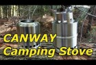 CANWAY Wood Burning Stove