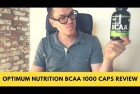 Optimum Nutrition Instantized BCAA Amino Acids Capsules