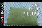 Nemo Equipment Fillo Pillow