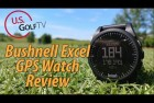 Bushnell Golf 2017 Excel Golf GPS Watch