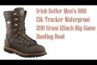 Irish Setter 880 Elk Tracker Hunting Boots