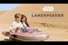 Radio Flyer – Luke Skywalker's Landspeeder