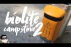 BioLite Wood Burning & USB Charging Camp Stove