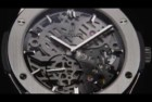 Classic Fusion Ultra-Thin Skeleton Watch