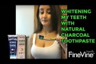 FineVine Charcoal Teeth Whitening Toothpaste For Bad Breath