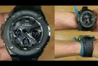 Casio G SHOCK Stainless Steel and Resin Casual Watch