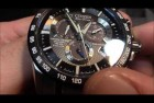 Citizen Eco-Drive Titanium Perpetual Chrono Atomic Timekeeping Watch
