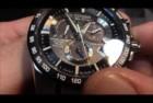 Citizen Eco-Drive Titanium Perpetual Chrono Atomic Timekeeping Watch