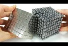 Magnets Sculpture Building Blocks