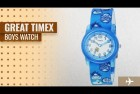 Timex Boys Time Machines Analog Watch For Boys