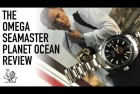 Omega Seamaster Planet Ocean Dive Watch