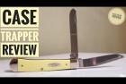 Case Black-G10 Trapper Pocket Pen Knife