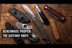 Benchmade Proper 319 Knife, Sheepsfoot