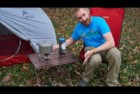 Trekology Portable Camping Tables with Aluminum Table Top