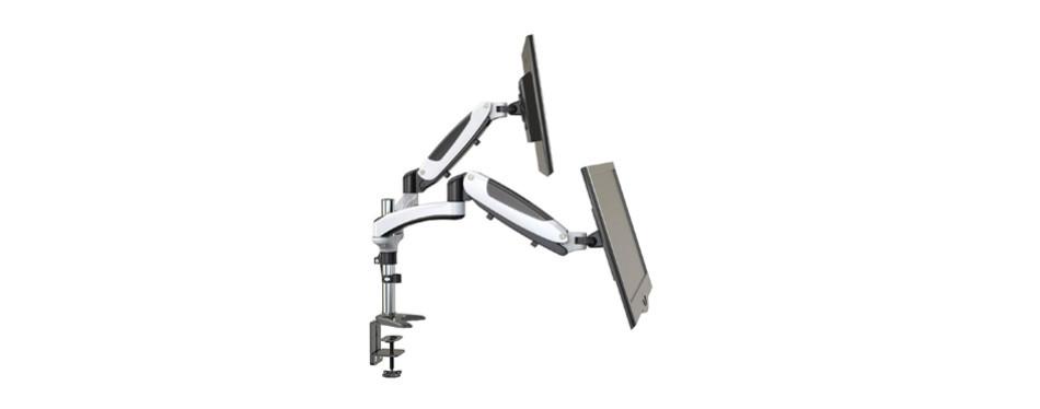 huanuo dual monitor mount