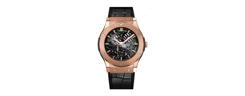 hublot classic fusion classico king gold manual watch