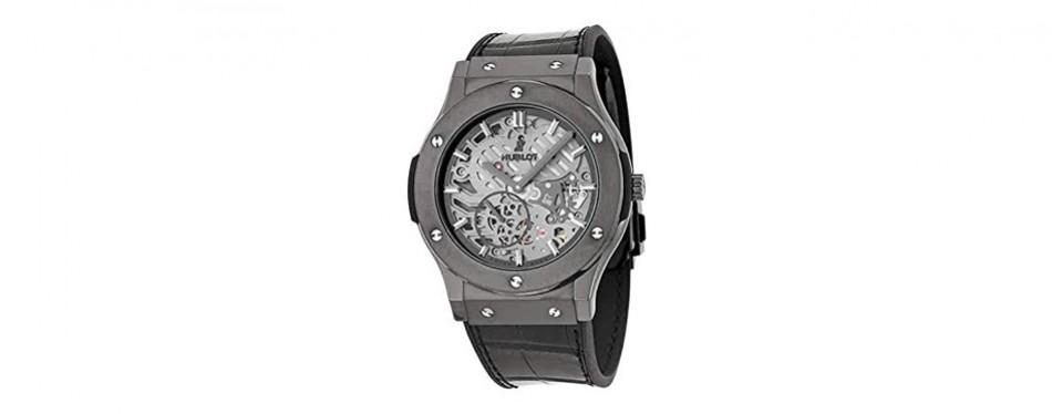 hublot classic fusion manual watch