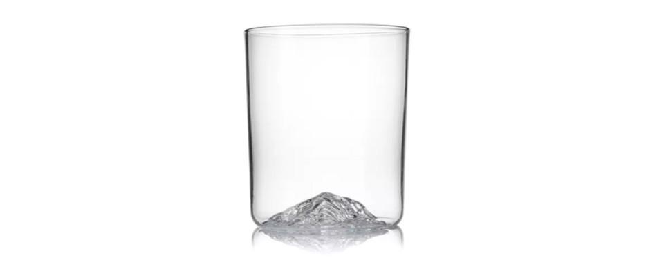 huckberry mt. washington whiskey glasses