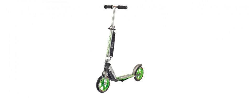 hudora 205 adult folding kick scooter