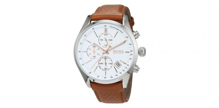 Hugo Boss Grand Prix Chronograph Watch