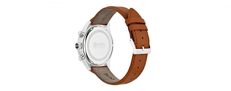 hugo boss grand prix chronograph watch