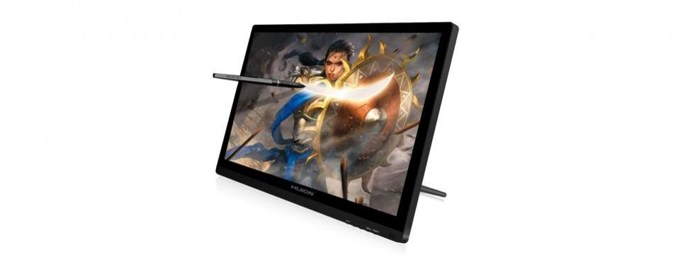 huion kamvas gt-191 drawing tablet