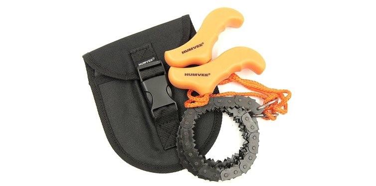 humvee awesome pocket chainsaw