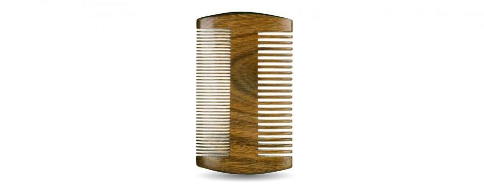 hunter jack beard comb kit