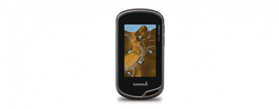 hunting gps by garmin oregon 650t