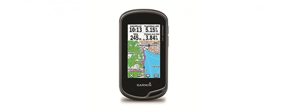 hunting gps from garmin oregon 600 3-inch worldwide