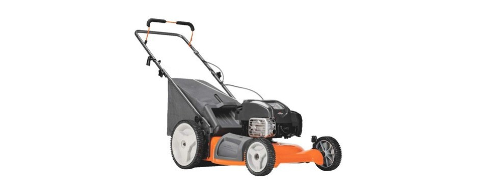 husqvarna 3-in-1 push lawn mower