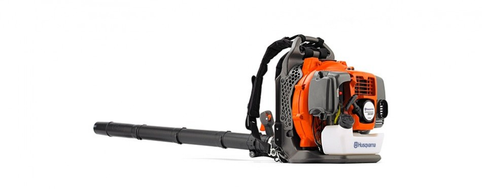husqvarna 350bt gas backpack leaf blower