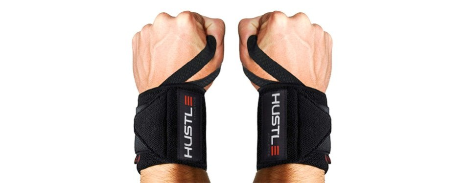 hustle athletics wrist wraps