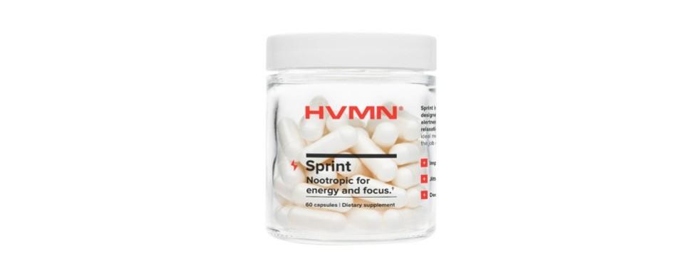 hvmn sprint energy pills
