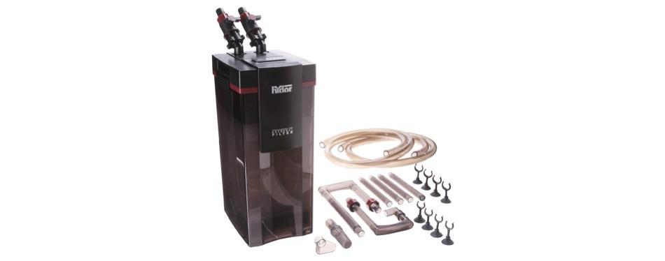 hydor professional external aquarium filter