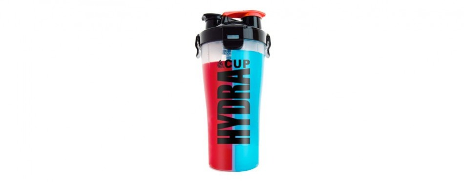 hydra cup – dual threat shaker bottle