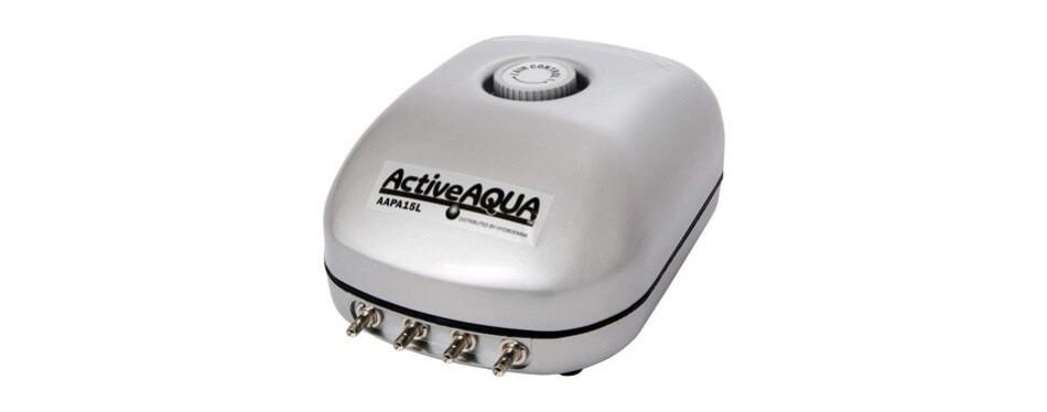 hydrofarm active aqua air pump