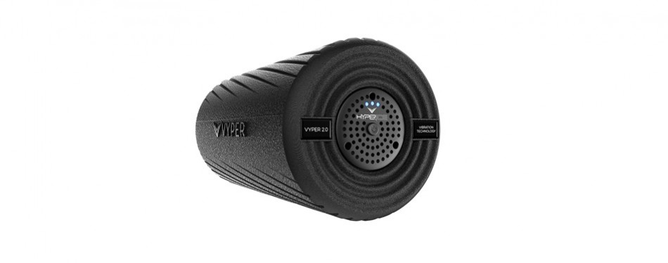 hyperice vyper 2.0 high-intensity vibrating fitness roller