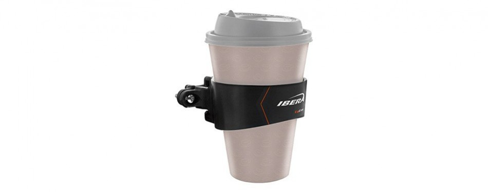 ibera bike handlebar cup holder