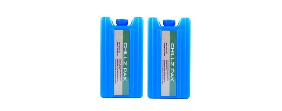 ice pack secret hidden booze flask