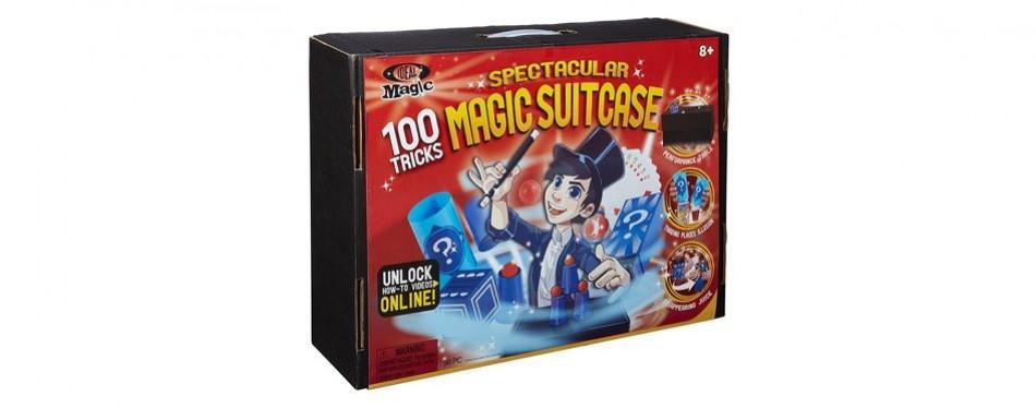 ideal magic spectacular magic kit suitcase