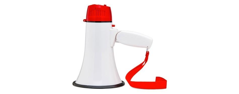 ideas in life portable megaphone