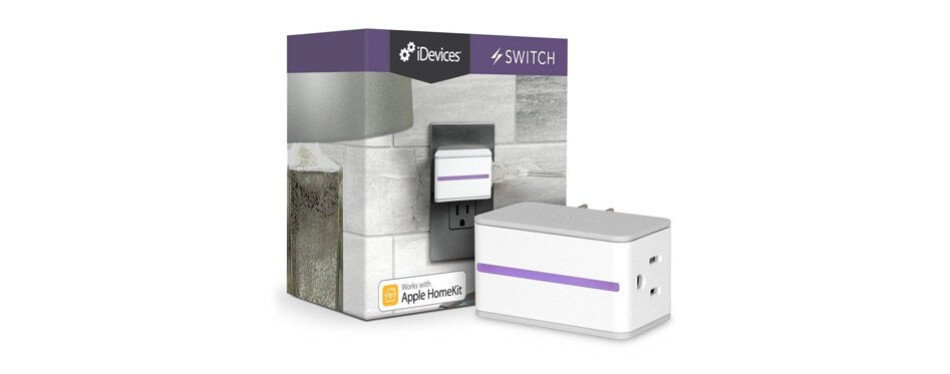 idevices switch - wifi smart plug