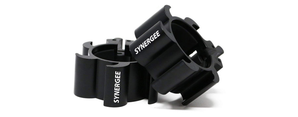 iheartsynergee locking olympic barbell collars