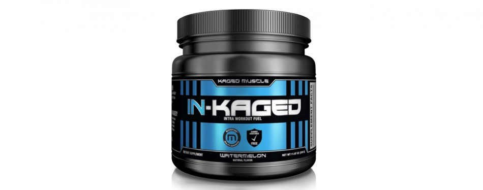in-kaged intra-workout amino acids powder