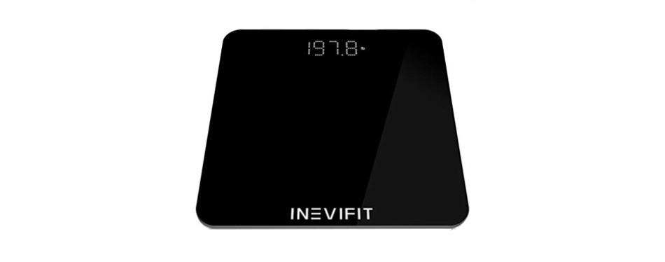 inevifit digital bathroom scale