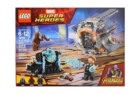 lego marvel super heroes avengers infinity war thor's weapon building kit
