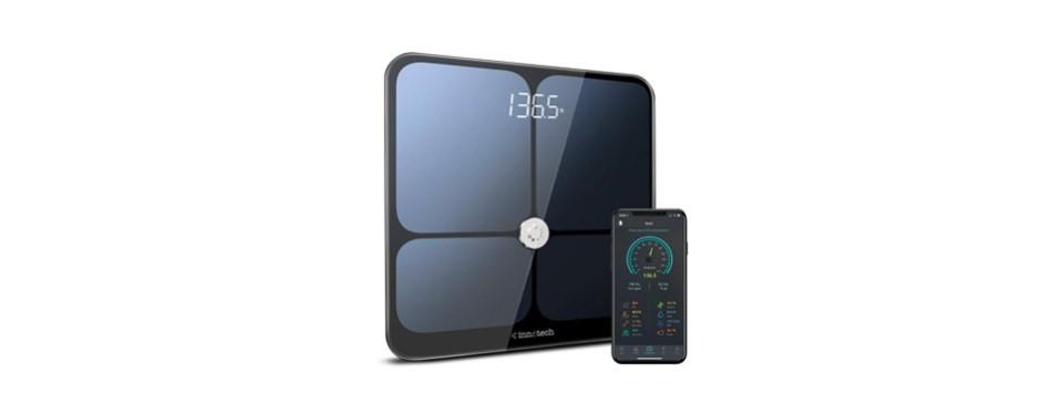 innotech smart bluetooth body fat scale digital bathroom scale